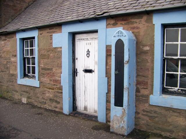 Barometer Cottage, Broughty Ferry, 2008