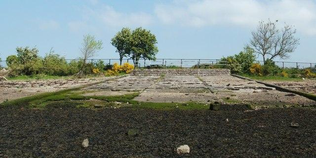 Blackburn slipway, 2012