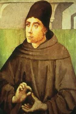 John Duns Scotus portrait