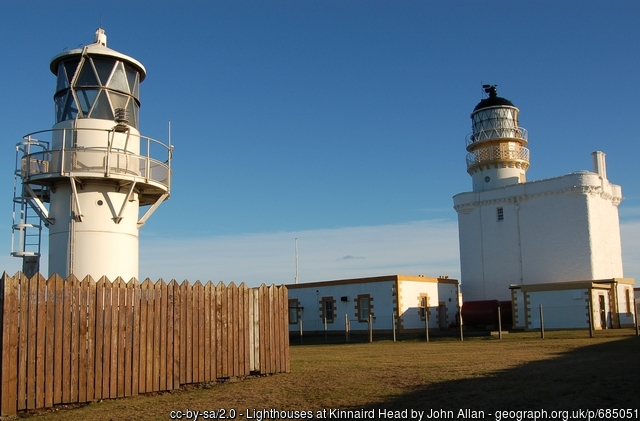 Kinnaird Head Lighthouses, 2008