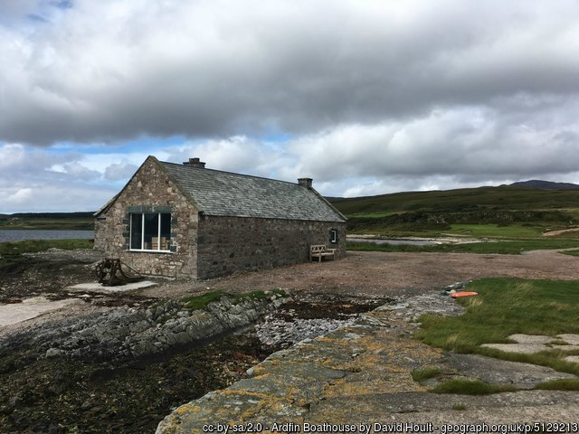Ardfin Boathouse 2016, 2016
