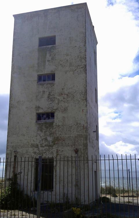 Boyd's Apparatus Tower, Main Tower, 2013