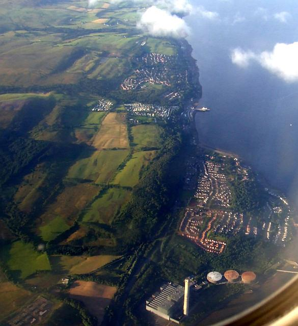 From the air, 2007